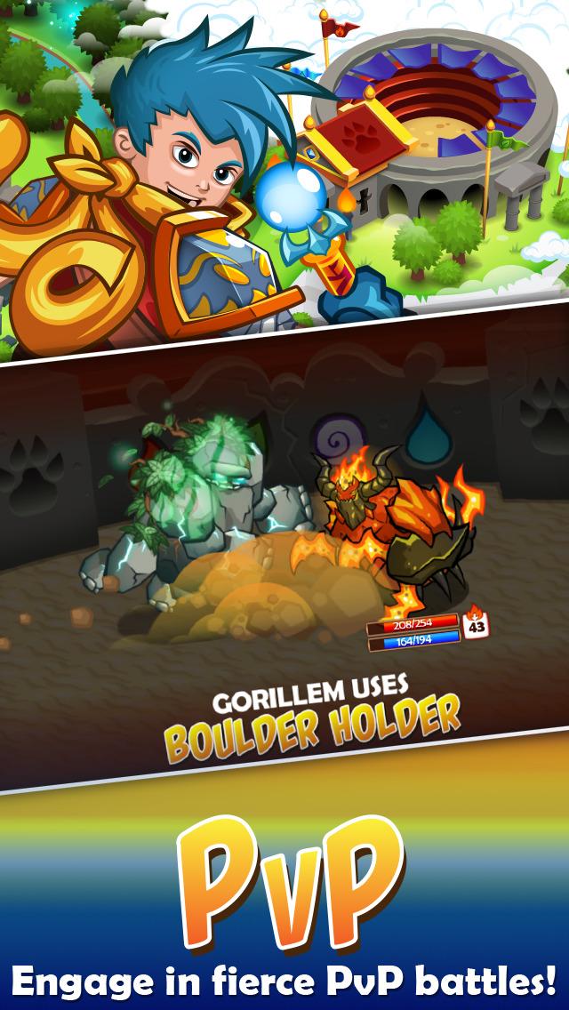 Monster Legacy screenshot 1