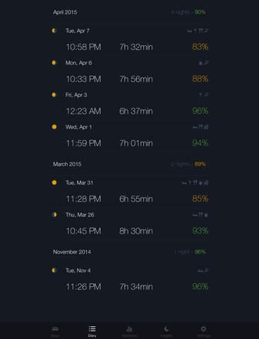 Sleep Better: Sleep Cycle App screenshot 8