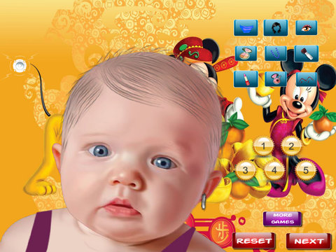 Baby Makeover screenshot 7