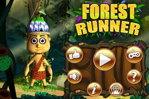 Forest Runner Pro - náhled