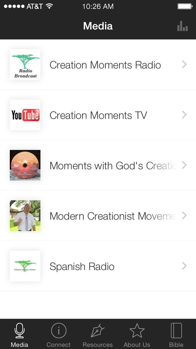 Creation Moments screenshot 1