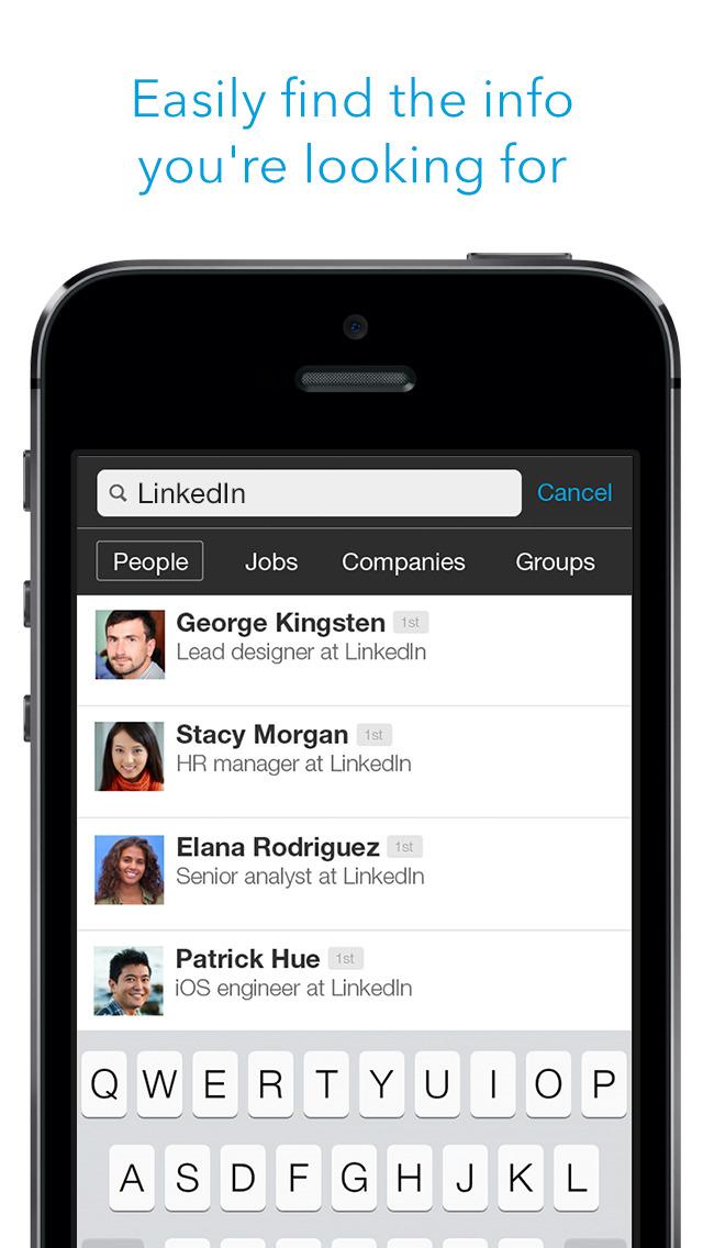 LinkedIn: Network & Job Finder screenshot #5