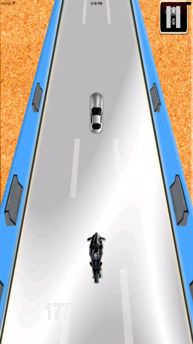 Bike Rivals Race 2 Pro - Fun Motorcycle Extreme Racing screenshot 4