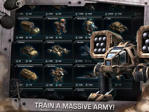 War of Nations™ - PVP Strategy screenshot 9