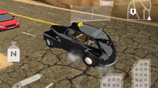 Real Taxi Driver 3D: Crazy Cab City Rush - Free Car Racing Games screenshot 5