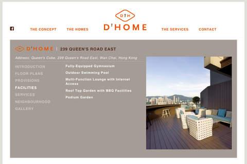 D'HOME - náhled