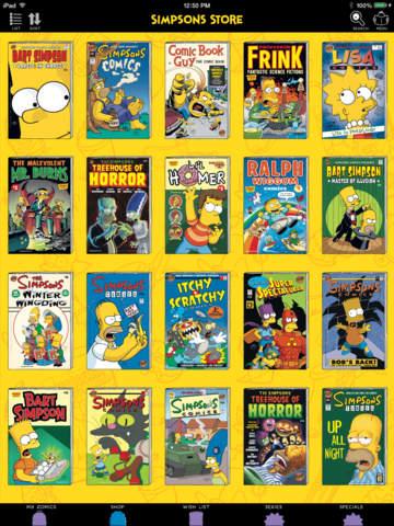 Simpsons Store screenshot 7