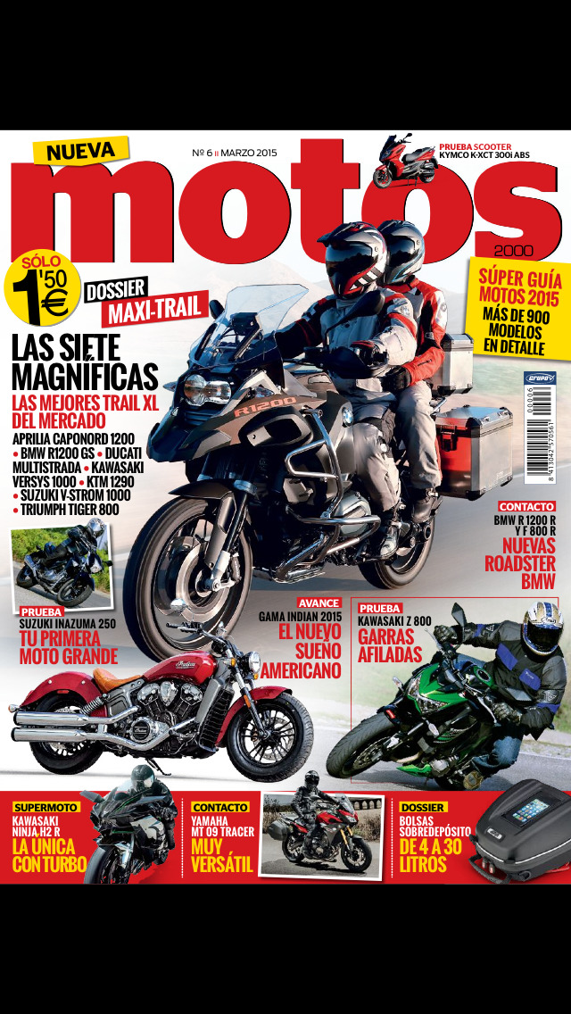 Motos Revista screenshot 1