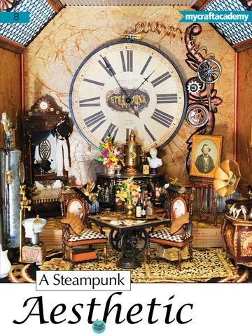 Steampunk Inspirations in Miniature screenshot 9