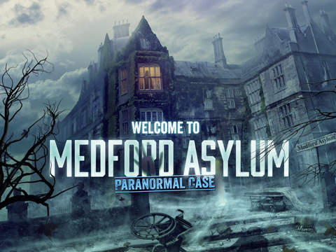 Medford Asylum: Paranormal Case - Hidden Object Adventure screenshot 6