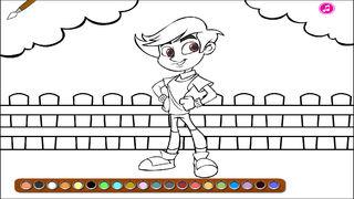 Cute Baby Coloring screenshot 3