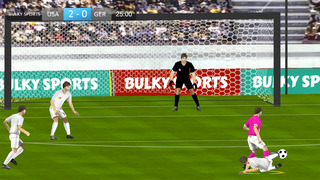 Soccer 2015 - Real football game with super soccer matches and tournament [Premium] screenshot 3