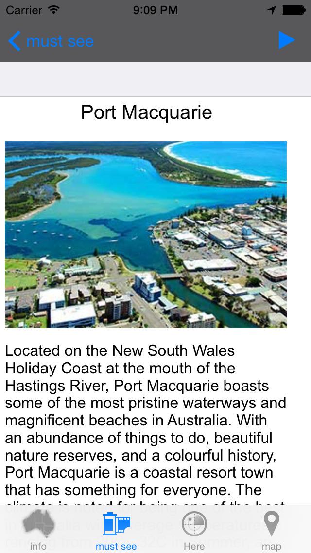 Australia - Travel Guides screenshot 1