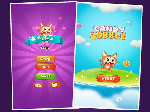 Candy Bubble FREE screenshot 10