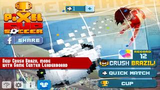 Pixel Cup Soccer screenshot 2