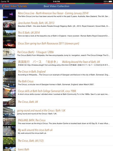 Bath Tour Guide: Best Offline Maps with Street View and Emergency Help Info screenshot 10