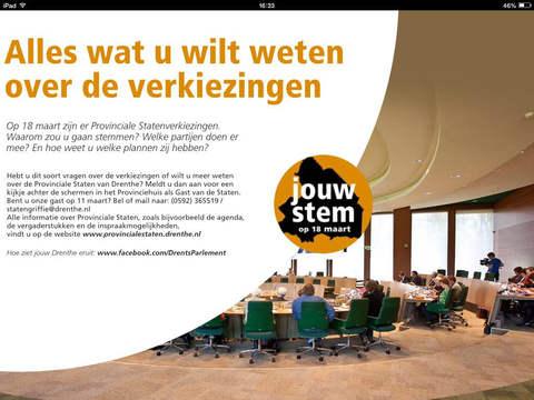 Drenthe Dichtbij - náhled