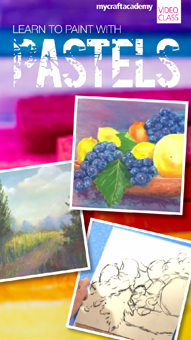 Learn to Paint with Pastels screenshot 1