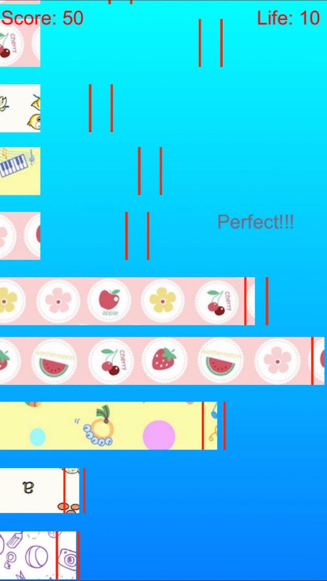 Accurate Slide - Drag Paper Tape Free screenshot 1