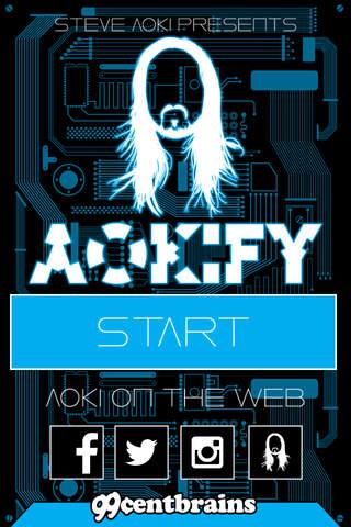 Steve Aoki's Aokify - náhled