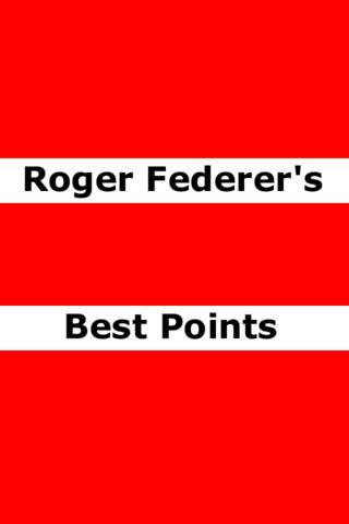 Roger Federer's Best Points And Shots - náhled