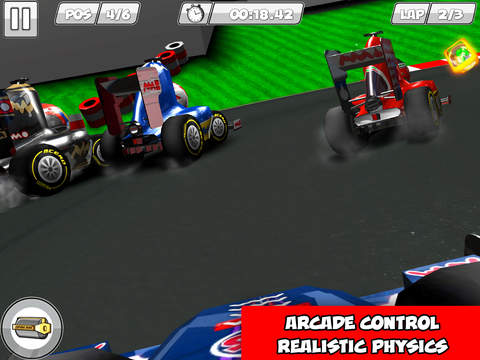 MiniDrivers - The game of mini racing cars screenshot 8