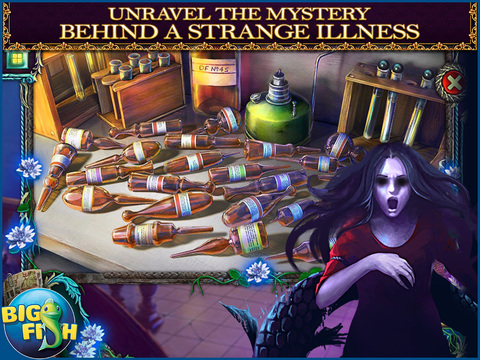 Shiver: Lily's Requiem HD - A Hidden Objects Mystery (Full) screenshot 3
