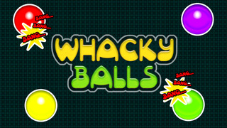 Whacky Balls screenshot 1