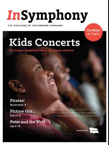 Oregon Symphony Kids Concert - náhled
