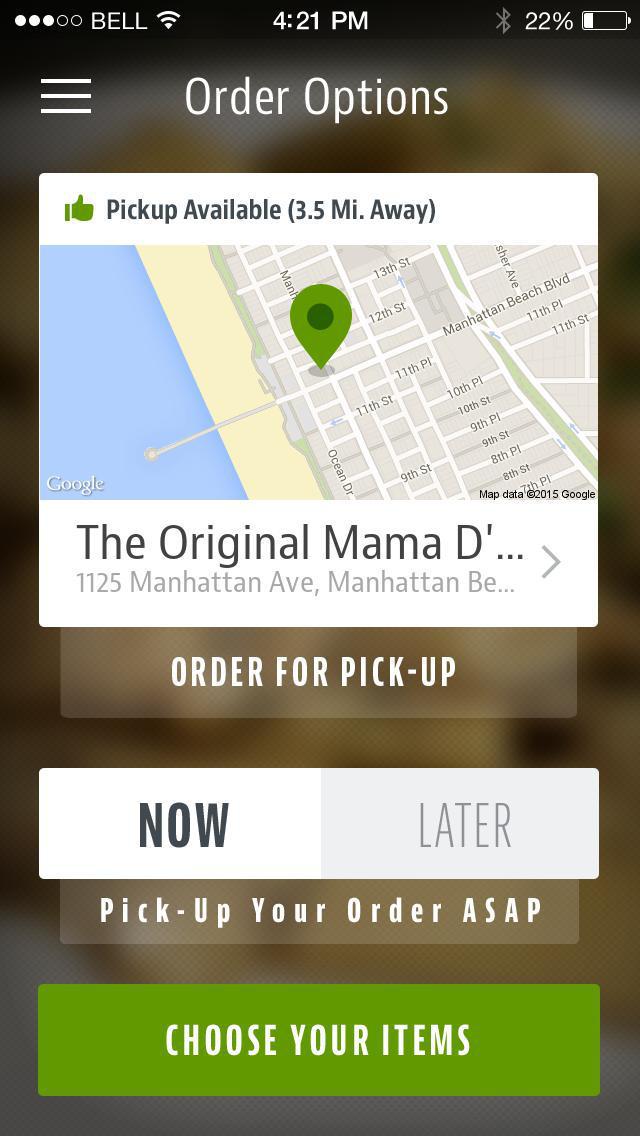 The Original Mama D's screenshot 2