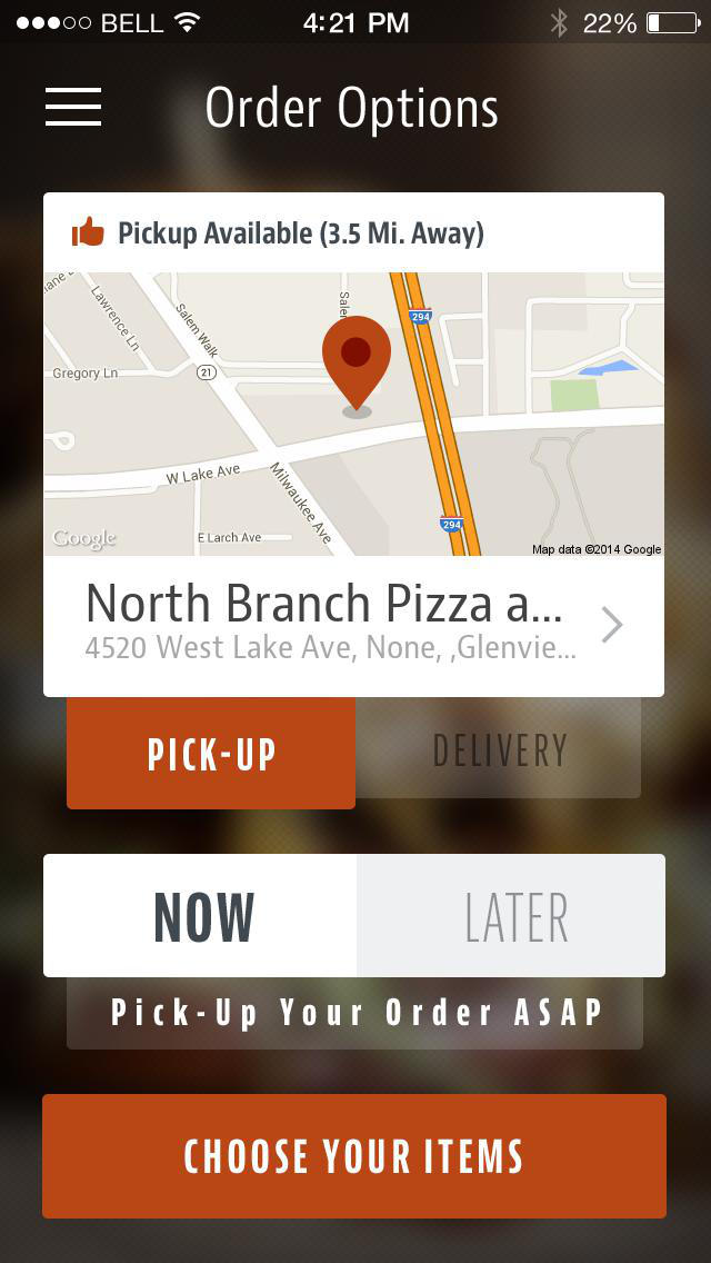 North Branch Pizza and Burger screenshot 2