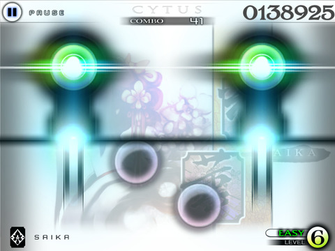 Cytus screenshot 8
