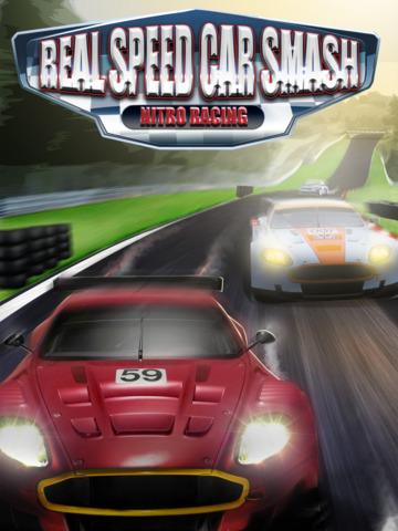 `Real Speed Car Smash Driving: The Furious Grand Nitro Racing Simulator screenshot 3