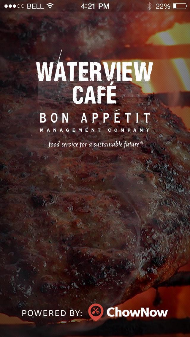 Waterview Cafe screenshot 1