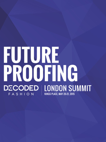 Decoded Fashion London Summit screenshot 3