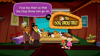 Zac and Zoey - The Dog Show Thief (Premium) screenshot 5
