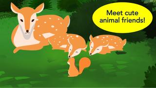 Piiig Forest Explorer: Natural Science for Kids screenshot 2