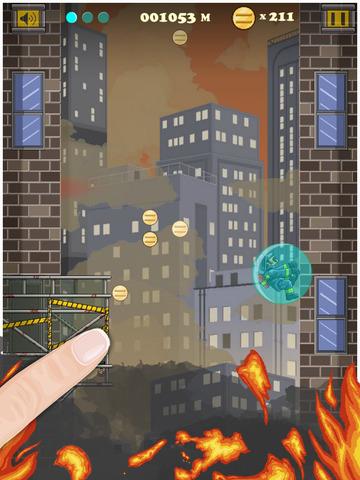 Fire & Smoke - Infernal Burning House Climber Game screenshot 9
