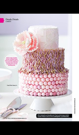 Weddingbells Magazine screenshot 4