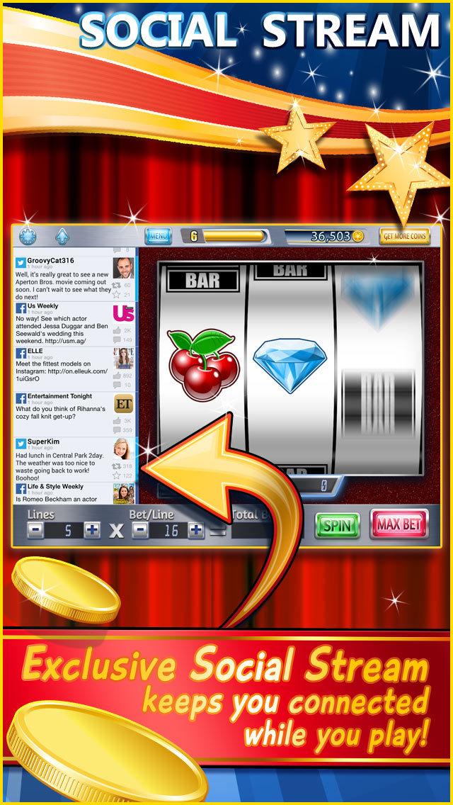 777 Triple 7's Casino Slot Machines screenshot 4