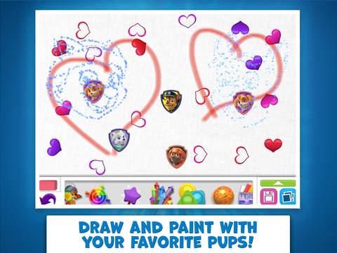 PAW Patrol Draw & Play HD screenshot 2