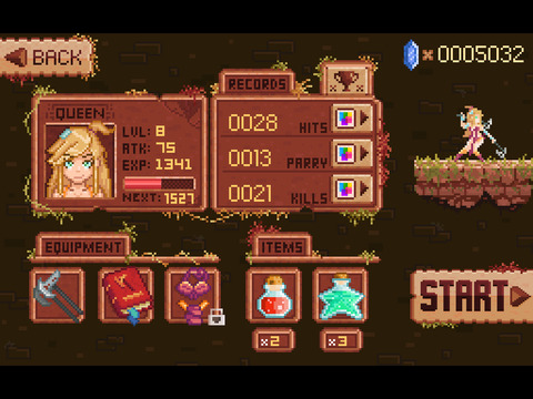 Combo Queen (Action RPG Hybrid) screenshot 10