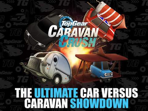 Top Gear: Caravan Crush screenshot 8
