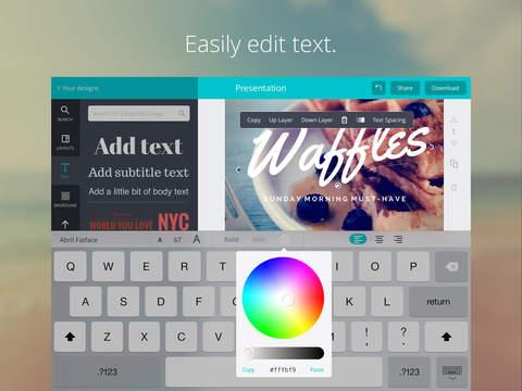 Canva: Graphic Design & Video screenshot 9