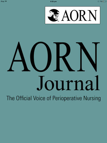 AORN Journal screenshot 6