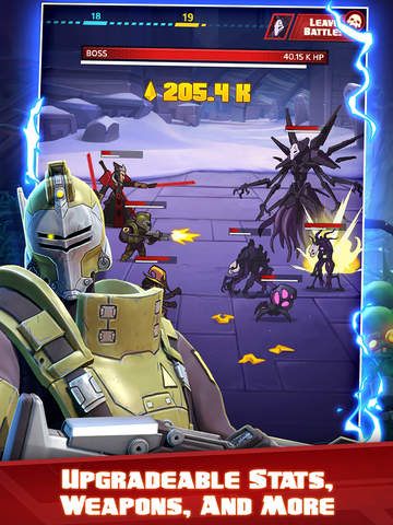 Battleborn® Tap screenshot 5