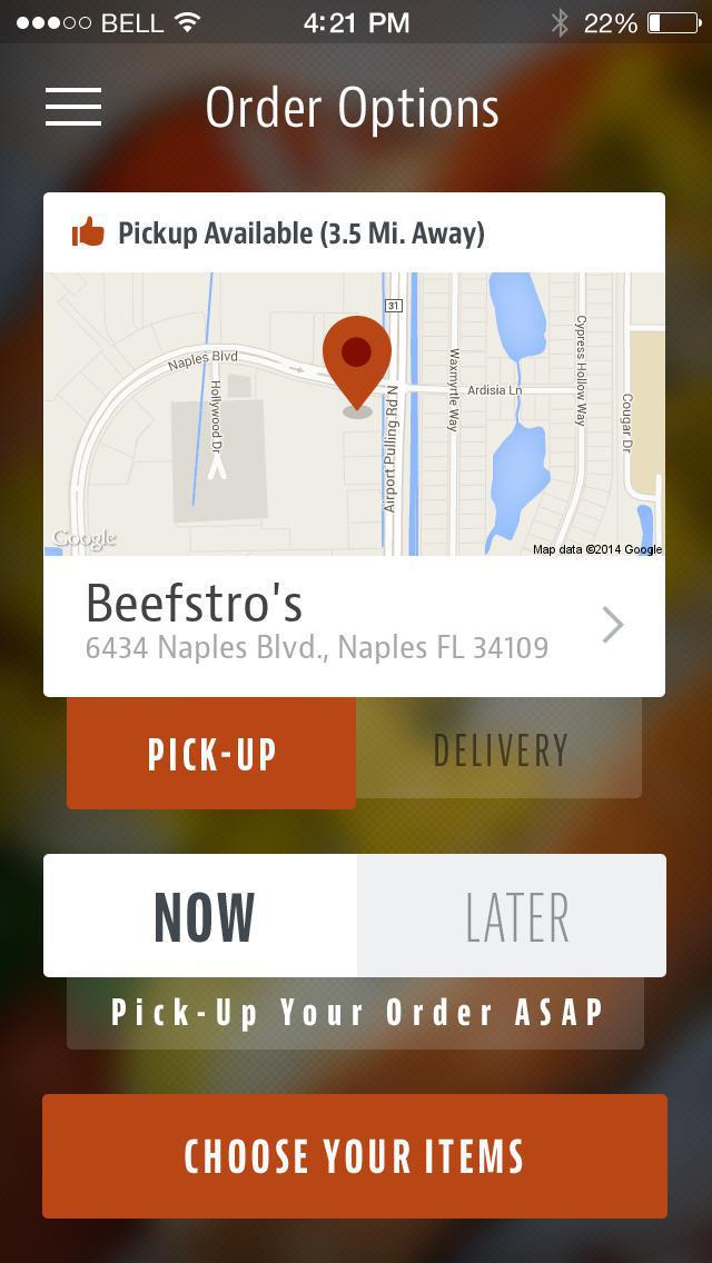 Beefstro's screenshot 2