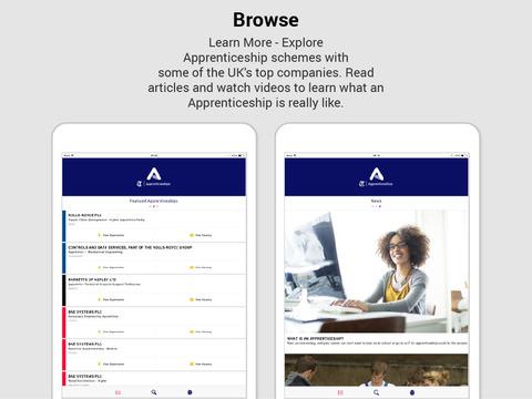 Apprenticeships Vacancies screenshot #2