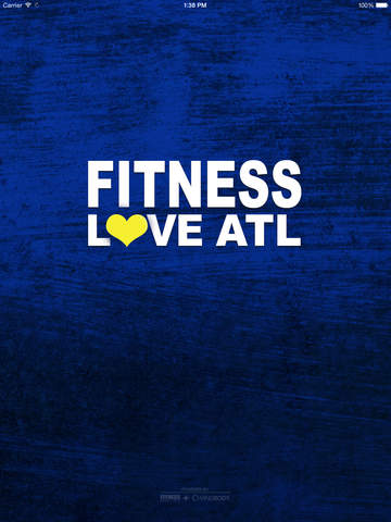 Fitness Love ATL screenshot #1
