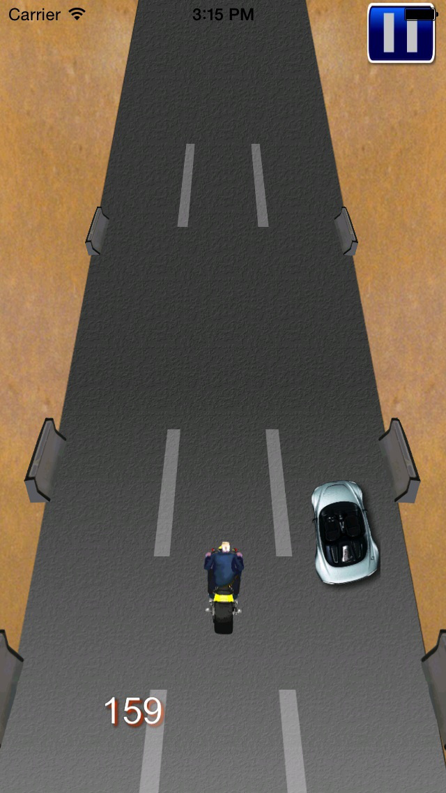 Motorcycle : Lightning Bike Rivals screenshot 4